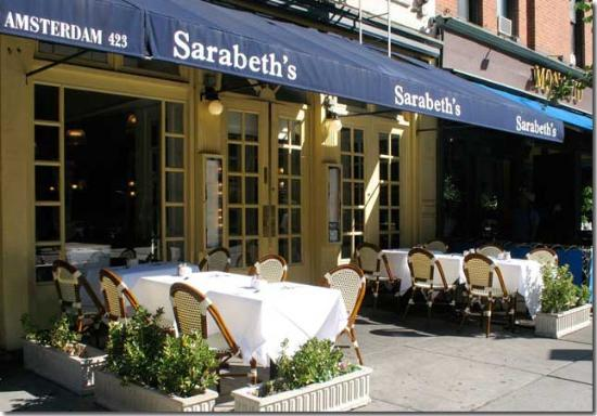 Sarabeth S West New York City Upper West Side Menu