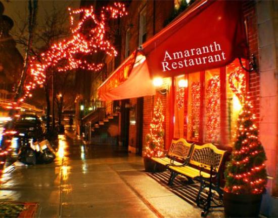 Amaranth Restaurant Image
