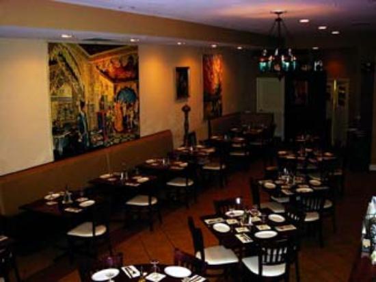 Maroosh Mediterranean Restaurant Coral Gables Menu