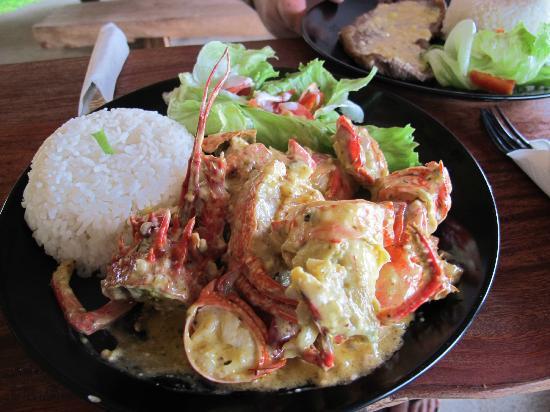 Little Paradise Restaurant : Lobster Yum!