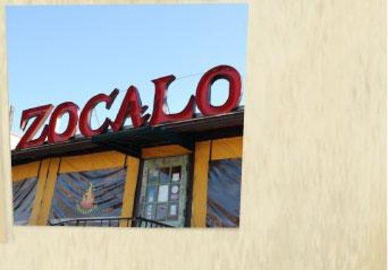 Zocalo Mexican Restaurant Atlanta Ga
