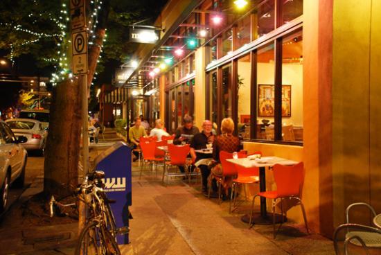 Caffe Mingo Portland Northwest District Menu Prices