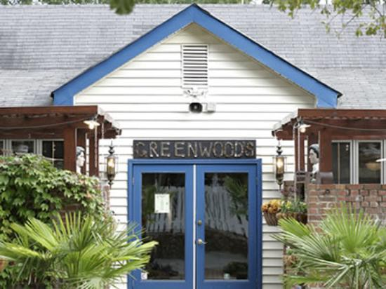 Greenwood S Restaurant  Green St Roswell Ga