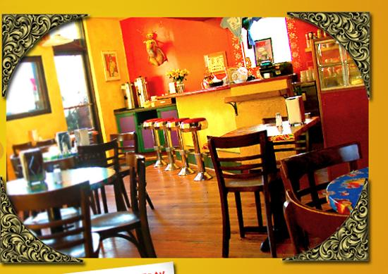 Photo of Mexican Restaurant Carrburritos Taqueria at 711 W Rosemary St, Carrboro, NC 27510, United States