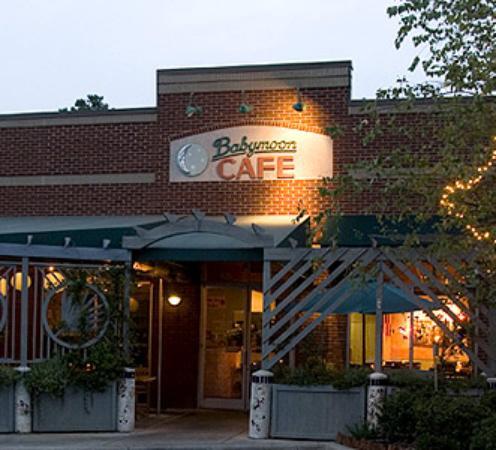 Babymoon Cafe