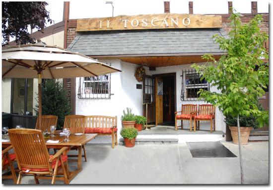 Foto de IL Toscano Restaurant