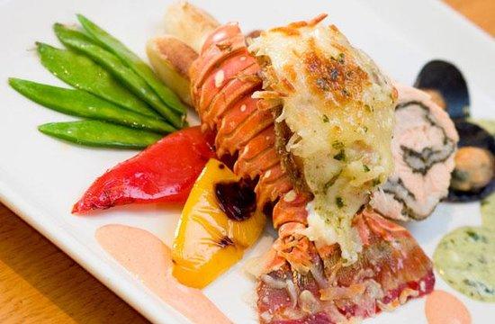 Arthur's Restaurant: Lobster Tail