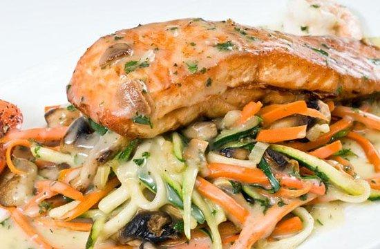 Arthur's Restaurant: Smoked Salmon