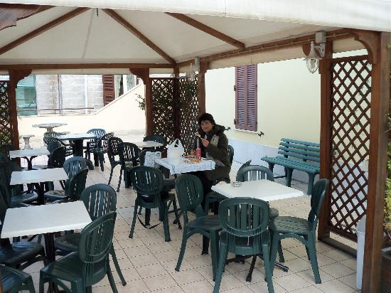 """Casa di Accoglienza """"Paolo VI"""": Having lunch..."""
