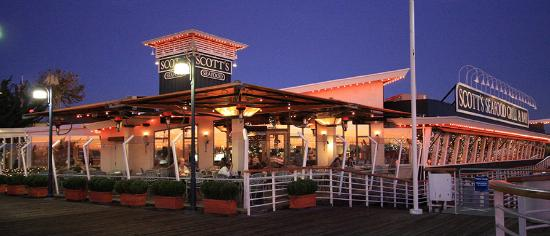 Best Seafood Restaurant Jack London Square
