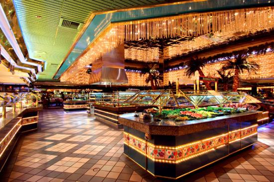 price buffet las vegas