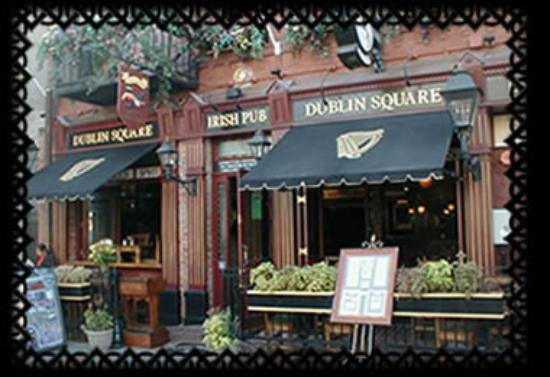 Dublin Square Pub San Diego Downtown Menu Prices