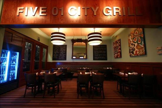 Five 01 City Grill