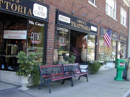 Best Italian Restaurants In Shrewsbury
