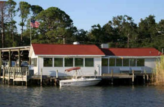 best grouper sandwich anywhere - Review of Marina Oyster ...