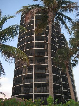 Pointe Estero Beach Resort: Hotel