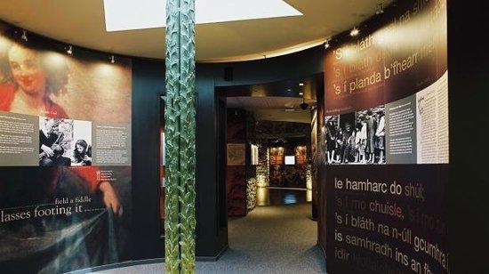 Bru Boru Cultural Centre: Sounds of History Exhibition