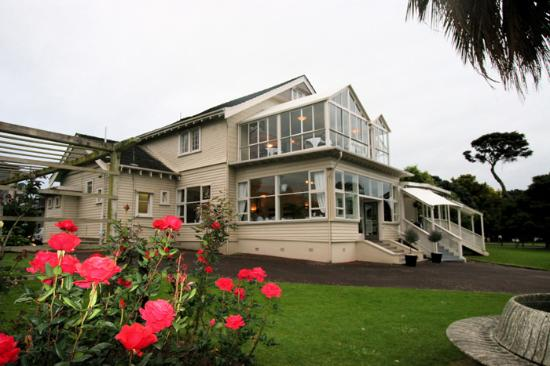 Parnell rose gardens auckland new zealand top tips for Best boutique hotels auckland