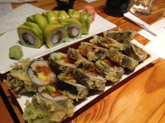 Sushi Home: Pratos deliciosos