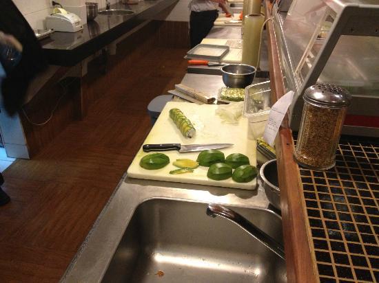 Sushi Home: Preparo de sushi
