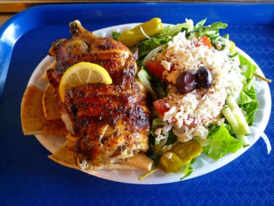 Foto de Greek Islands Cafe
