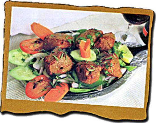 Nepal Restaurant Bild