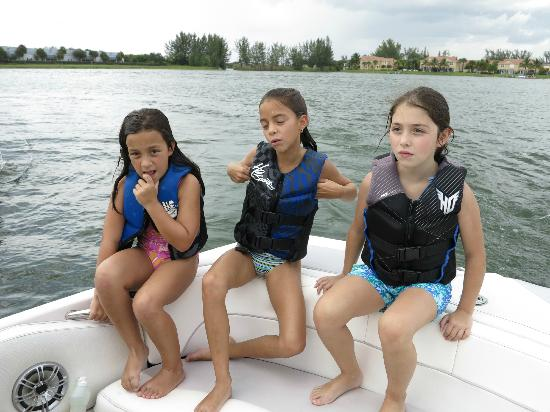 LTS Wakeboard, Wakesurf and Waterski: they loved this place