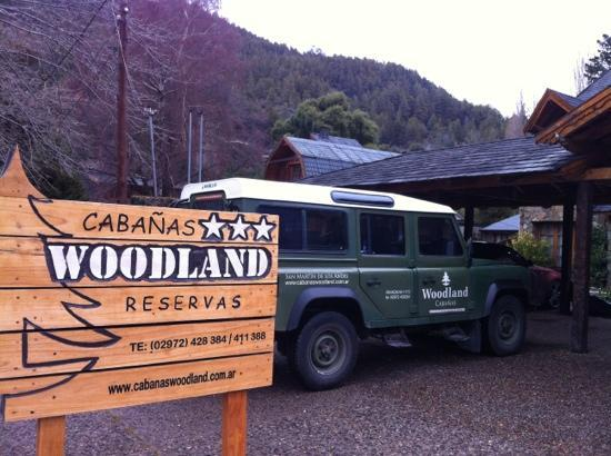 Cabanas Woodland: trip012 Cabañas Woodland