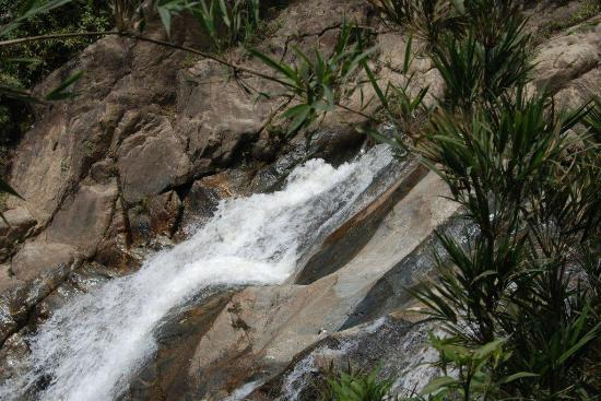 Estancia Dulcelina: cascada