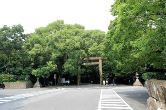 Atsuta Jingu Shrine: 熱田神宮