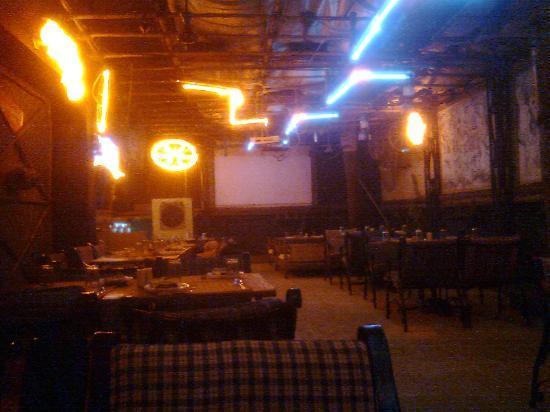 Wasan's Inn: The Dhaba restaurant