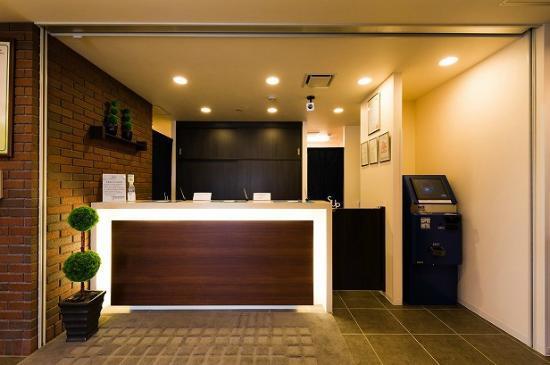 Super Hotel Asahikawa: ロビー