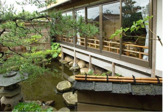 Ryokan Matsunoi: 唐津の料理宿 松の井