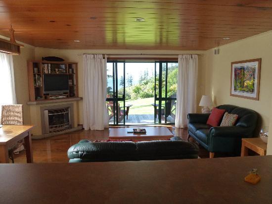 Tintoela: Living room
