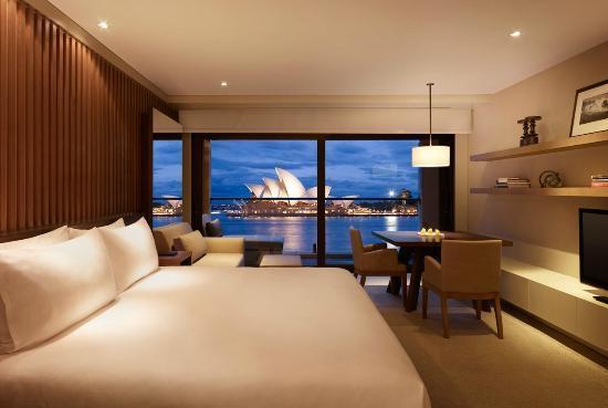 Park Hyatt Sydney: Opera Room