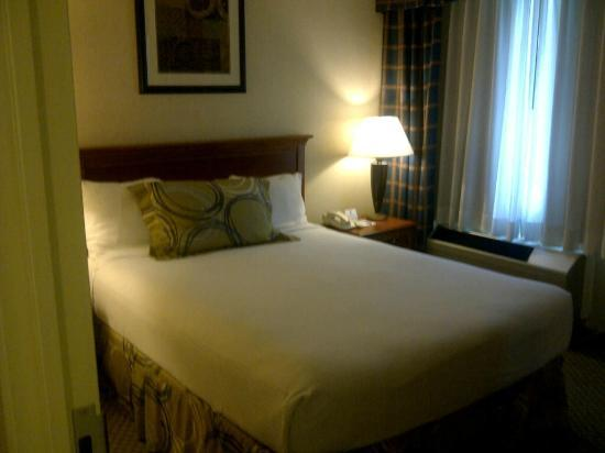 Best Western Plus Seattle/Federal Way: Second bedroom