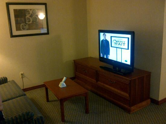 Best Western Plus Seattle/Federal Way: Living Area