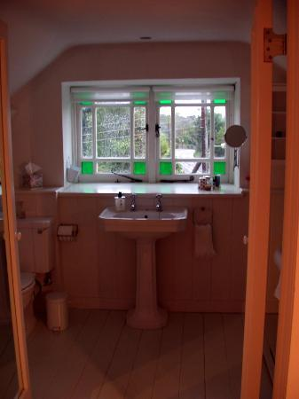 Cotland House: Bathroom view