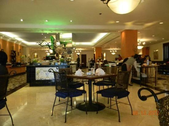 The Heritage Hotel Manila : buffet