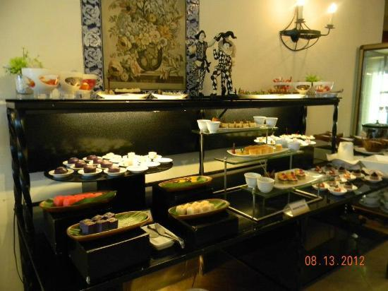 The Heritage Hotel Manila : dessert