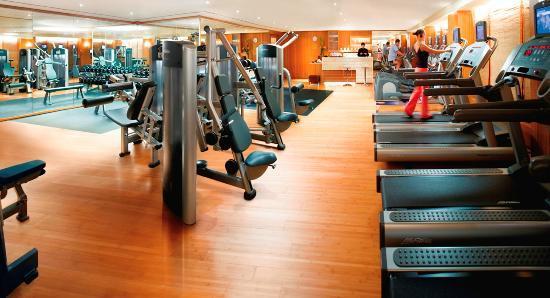 The Landmark Mandarin Oriental, Hong Kong: Fitness Centre
