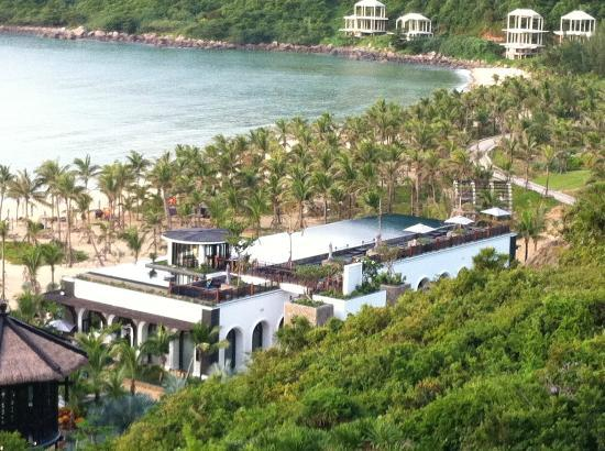InterContinental Danang Sun Peninsula Resort: One of the pools