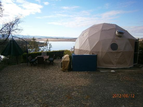 Weltevreden Domes Retreat: dome accommodation