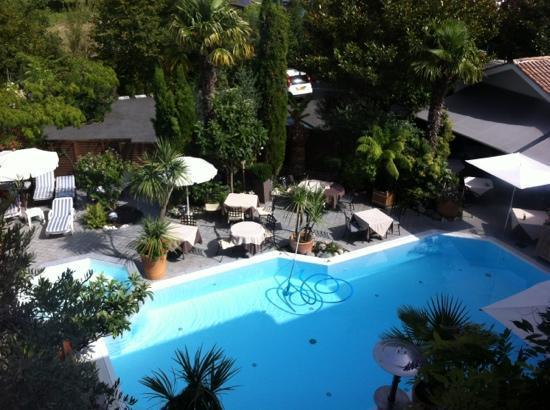 Hotel La Guérinière : la piscine