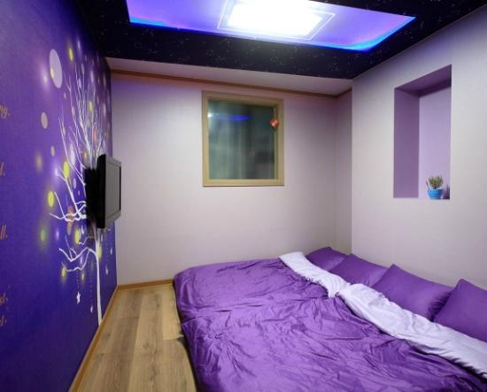 Guesthouse Korea Haeundae : 퍼플