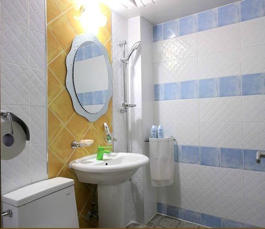 Guesthouse Korea Haeundae : 블루