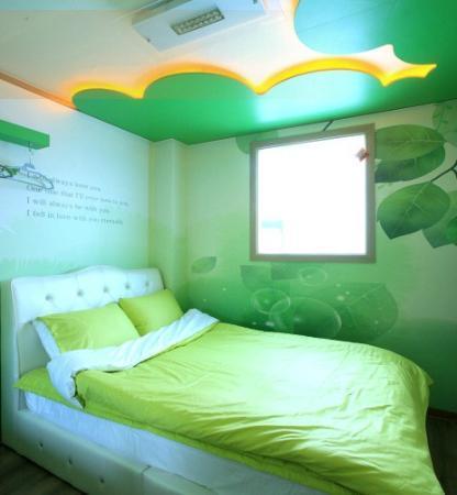 Guesthouse Korea Haeundae : 그린