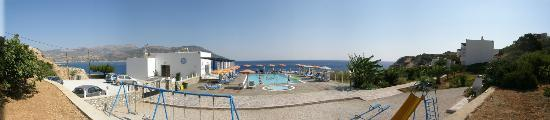 Sound of the Sea: pool area