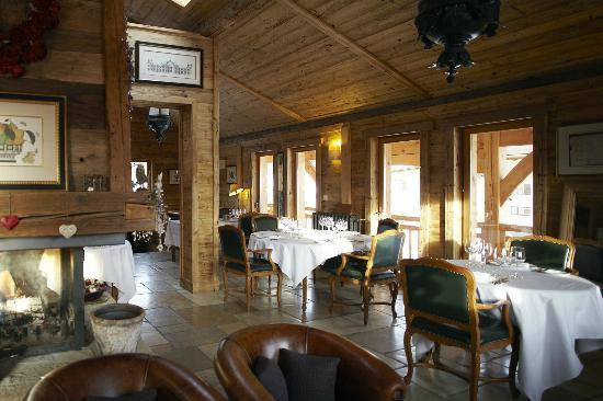 Ferme De Montagne : Our Restaurant