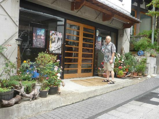 Ryokan Biyunoyado: The village of Yudanaka is charming